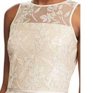 New RALPH LAUREN silver dress!!